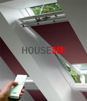 VELUX DML Verdunkelungsrollos www.house-4u.eu
