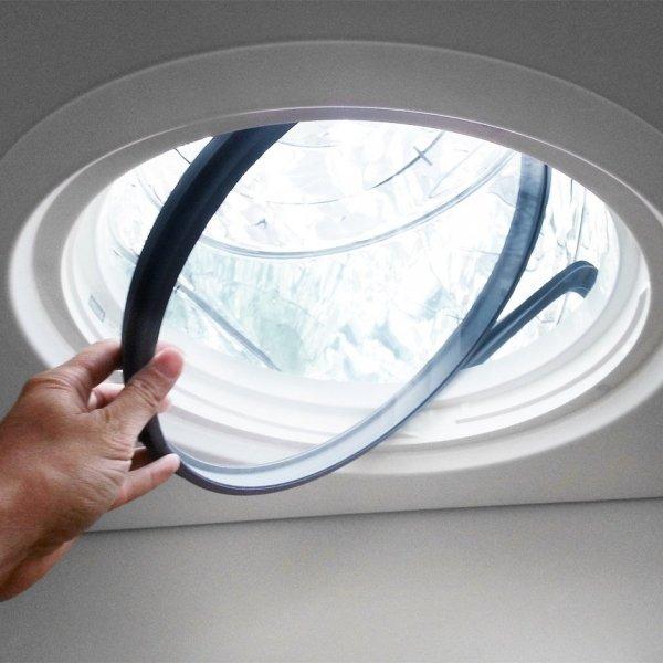 Zusatzscheibe Velux ZTB für verbesserte Wärmedämmung www.house-4u.eu