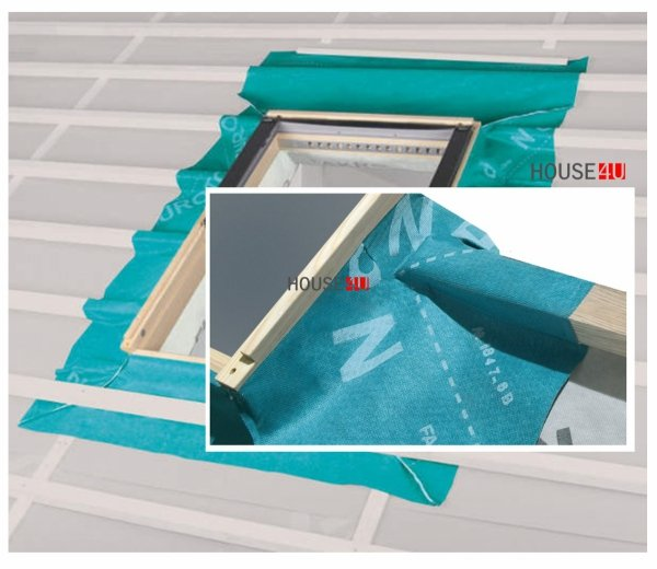 Thermische Isolationsset Set Optilight / Dämm- und Anschlussprodukte XT+MXT