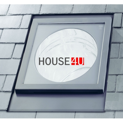 Tageslicht-Spot Velux TLR 2010 OK10 mit Starres Rohr www.house-4u.eu