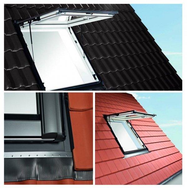 Roto Designo R8 Wohnsicherheitsausstieg Dachfenster WSA