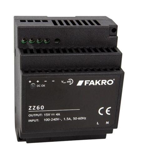 Elektrische Steuerung Fakro ZZ60 Netzgeräte Z-Wave www.house-4u.eu