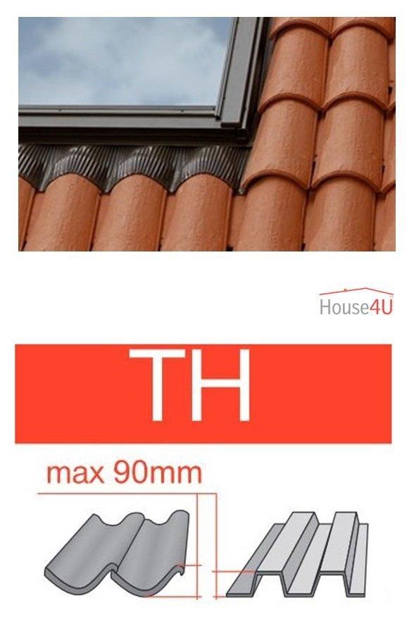 Eindeckrahmen Optilight TH Eindeckrahmen für Flach erstreckt bis zu 1,6 cm / dicke Schichtstücke www.house-4u.eu