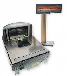 Wagoskaner: Datalogic Magellan 8400 + Bizerba CS 300 /pomarańczowy wyświetlacz/ (używane)