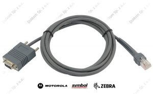 Kabel RS232 do czytnika Symbol LS2208