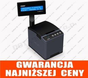 Drukarka fiskalna Posnet Thermal A XL EJ - kopia elektroniczna