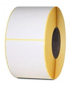 Etykiety termotransferowe 100x70 mm (x500 na rolce)