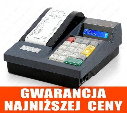 Kasa fiskalna Novitus Mała Plus E kopia elektroniczna + serwis