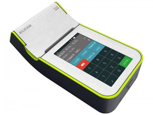 Kasa fiskalna ELZAB K10 ONLINE BT/ WiFi