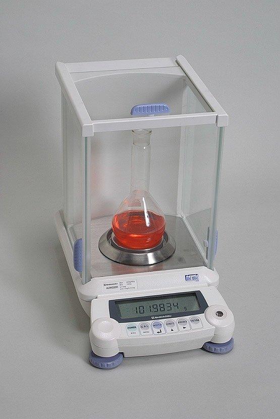 Waga analityczna Semi-Micro SHIMADZU AUW120D-V