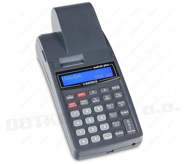 Kasa fiskalna Datecs Maluch Plus + serwis gratis