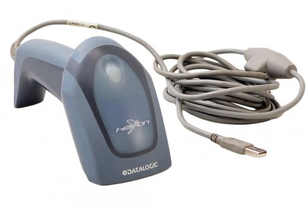 Czytnik Datalogic Heron-G D130 SH3855 (używany) + kabel USB