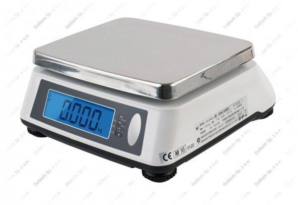 Waga CAS SW-II (SW-2) CR USB 15KG