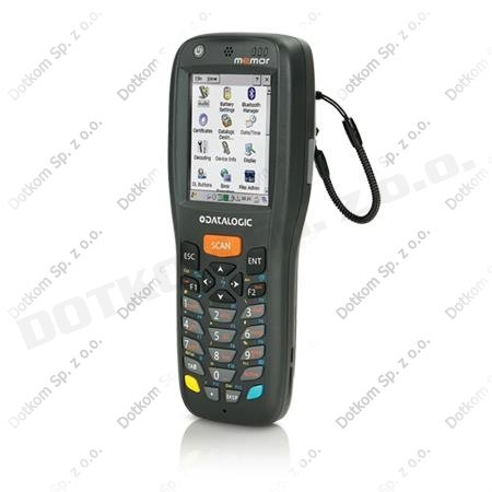 Inwentaryzator Datalogic MEMOR X3 128MB RAM/512 Flash + WiFi + Bluetooth, 1D + Win CE CORE (p/n: 944250002)