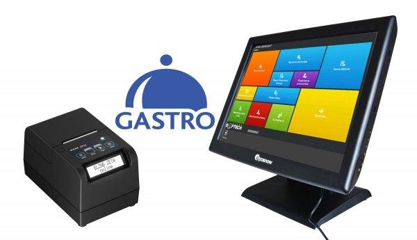 Terminal Eposnow + Gastro + Elzab zeta online