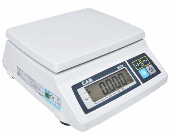 OUTLET Waga CAS SW-1 Plus CR RS232 10kg