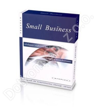 Small Business - SPRZEDAŻ + KASY FISKALNE