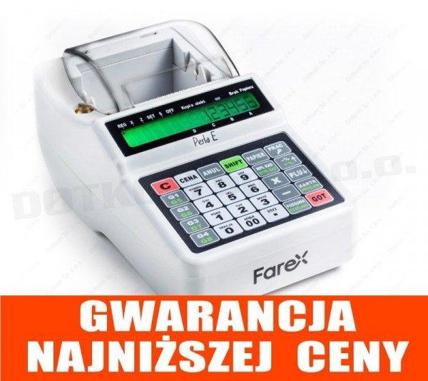 Kasa fiskalna Farex Perła E - z kopią elektroniczną - PROMOCJA