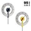 TFA 12.2055 LOLLIPOP termometr ogrodowy mechaniczny aluminiowy bardzo duży 95 cm