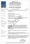 Świadectwo wzorcowania termohigrometru SW-3 rejestratora temperatury i wilgotności bez akredytacji PCA