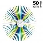 Zegar ścienny TFA 60.3023 DAISY wskazówkowy XXL 50 cm