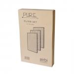 Zestaw filtrów do oczyszczacza powietrza Airbi PURE