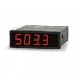 APAR AR503 miernik uniwersalny temperatury i sygnałów analogowych wyświetlacz 14 mm tablicowy 72 x 24 mm wyjście analogowe Modbus RTU