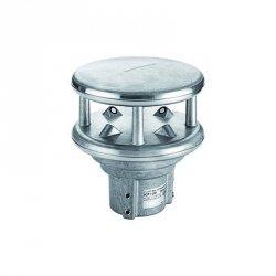 Wiatromierz ultradźwiękowy Lufft VENTUS czujnik prędkości i kierunku wiatru anemometr profesjonalny ogrzewany 240W