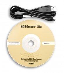 Oprogramowanie HOBOware Lite nośnik CD