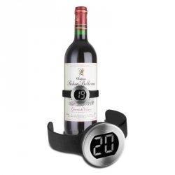 Termometr do wina TFA 14.2008 elektroniczny na butelkę