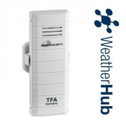 Czujnik temperatury bezprzewodowy TFA 30.3300 zewnętrzny do WeatherHub