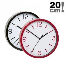 Zegar ścienny TFA 60.3033 wskazówkowy płynąca wskazówka średnica 20 cm