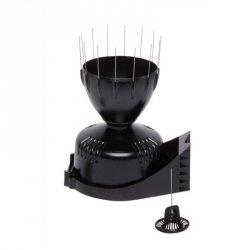 Deszczomierz elektroniczny korytkowy Davis 6465 AeroCone czujnik opadów ciekłych aerodynamiczny