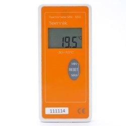 Termometr przemysłowy TERMIK elektroniczny kieszonkowy lodówkowy