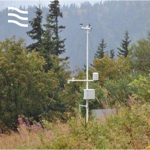 Barani ezAWOS stacja meteorologiczna GPRS/GSM profesjonalna WMO AWOS