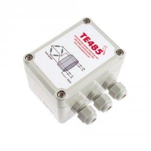Papouch TE485 przetwornik tensometryczny RS485 przetwornik do sensorów siły Modbus RTU