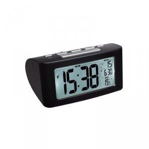 TFA 60.2532 SIESTA budzik biurkowy  zegar elektroniczny z termometrem