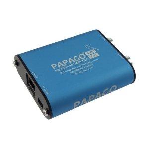 Papouch PAPAGO TH CO2 ETH moduł pomiarowy internetowy wieloparametrowy zasilanie PoE Modbus TCP, Ethernet, LAN, IP