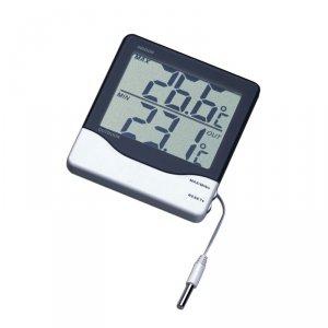 TFA 30.1011 termometr elektroniczny z zewnętrznym czujnikiem przewodowym