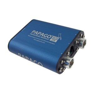 Papouch PAPAGO Meteo ETH moduł pomiarowy internetowy wieloparametrowy zasilanie PoE Modbus TCP, Ethernet, LAN, IP
