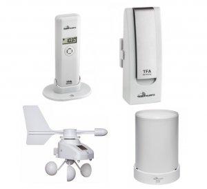 TFA 31.4005 zestaw startowy on-line stacja meteorologiczna WeatherHub Smart Home