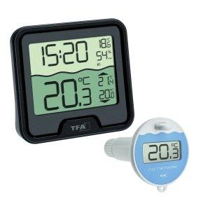 TFA 30.3066 MARBELLA termometr basenowy bezprzewodowy