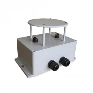 HongYuv HY-WDS21E wiatromierz ultradźwiękowy tunelowy czujnik prędkości i kierunku wiatru anemometr drogowy tunelowy Modbus RTU