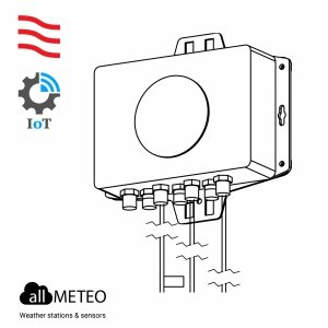 Barani MeteoAG IoT Agriculture inteligentna rolnicza stacja meteorologiczna glebowa IoT