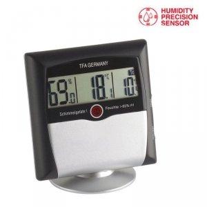 TFA 30.5011 KLIMA CONTROL termohigrometr domowy elektroniczny wewnętrzny REKLAMOWY