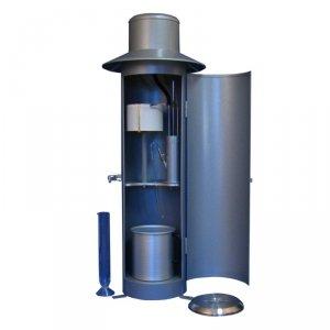 Dr.Müller-R.Fuess 95 pluwiograf (deszczomierz) mechaniczny