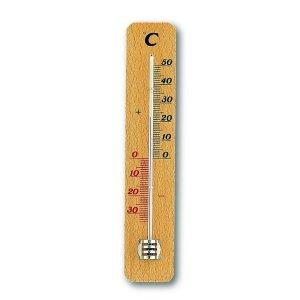 TFA 12.1002 termometr pokojowy cieczowy domowy ścienny 18 cm