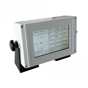 HongYuv HY-DP2E panel wyświetlający operatorski TFT do stacji meteorologicznych RS485