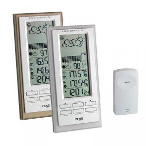 TFA 35.1101 FAKTUM stacja pogody bezprzewodowa z czujnikiem zewnętrznym