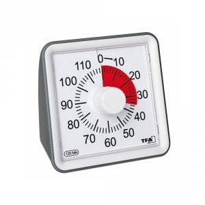 TFA 38.2043 VISUAL minutnik elektroniczny z czerwonym polem odliczania